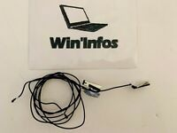 Antenne Cable Nappe Wifi Wlan Wireless HP Pavilion G72 (G72-B53sf)