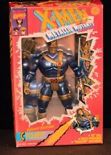 VINTAGE 1994 X-Men Metallic Mutants Deluxe Edition Cyclops ToyBiz