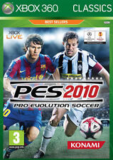 Pro Evolution Soccer PES 2010 (Calcio) Classics XBOX 360 IT IMPORT KONAMI