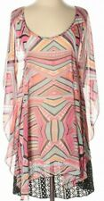 Jessica Simpson Women's Swimsuit Cover Up High Low Dress Size Small