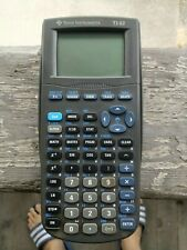 Texas Instruments Ti-82 Graphing Calculator with Slide Cover Engineering Works