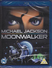 Moonwalker - Michael Jackson New & Sealed Blu-ray
