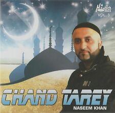 NASEEM KHAN - CHAND TAREY - VOL 3 - TOUT NEUF LATEST NAAT CD