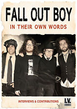 FALL OUT BOY New Sealed CAREER SPANNING INTERVIEWS DVD