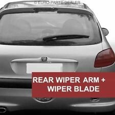 Rear Window Windshield Wiper Arm And Blade for Peugeot 206 hatchback 1998-2012