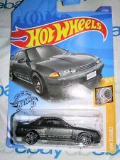 2020 Nissan Skyline ☆ Hot Wheels Skyline Gt-R (Bnr32) ☆ Hw Turbo #5 Gray