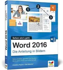 Word 2016 von Christine Peyton und Olaf Altenhof (2016, Taschenbuch)