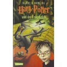 Harry Potter Und Der Feuerkelch by J. K. Rowling (Paperback, 2008)