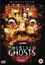 Widescreen Horror DVD: 2 (Europe, Japan, Middle East...) Ghosts DVD & Blu-ray Movies