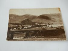 More details for clackmannanshire postcard vintage  tillicoultry to ships boy devonport hms impre