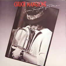 CHUCK MANGIONE Save Tonight For Me US Press Columbia C 40254 1986 LP
