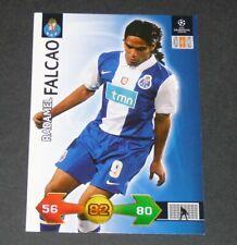 FALCAO ROOKIE COLOMBIA FC PORTO FOOTBALL CARD PANINI CHAMPIONS LEAGUE 2009-2010