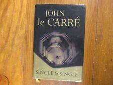 "JOHN LE CARRE  Signed Book(""SINGLE & SINGLE""-1999 1st British Edition Hardback)"