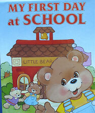 My First Day of School Childrens Personalized Book   A Unique Gift Idea For Kids