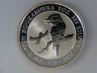Australia 2004 P S$2 Silver Kookaburra NGC MS-69 Australian Coin Bullion