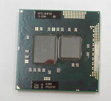 Processore notebook Processore Intel® Core™ i3-330M 3 MB di cache 2,13 GHz SLBMD