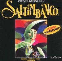 Saltimbanco CD
