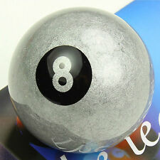 "Exclusive 2"" Aramith Premier SILVER 8 BALL Single Pool Ball"