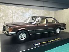 Revell Mercedes-Benz 450SEL (W116) -  Brown - 1:18 - PLEASE READ