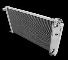 Fit C10/C20/C30 Trucks Aluminum 3 Row Radiator, Brand New
