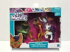 My Little Pony The Movie Rarity & Capper Dapperpaws Styling Friends Playset