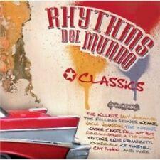 RHYTHMS DEL MUNDO CLASSICS CD 19 TRACKS NEW