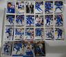 1992-93 Upper Deck UD Quebec Nordiques Team Set of 22 Hockey Cards