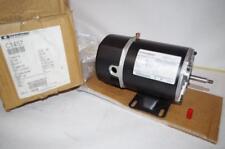MARATHON 3/4 HP  AC MOTOR  # C1457  1725 / 3450 RPM TEFC 230VAC 1 PHASE 2 SPEED