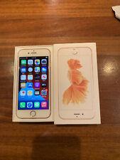 New listing Apple iPhone 6s - 128Gb - Rose Gold Verizon