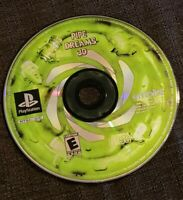 Pipe Dreams 3D (Sony PlayStation 1, PS1) *DISC ONLY *