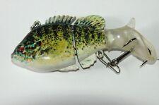 Leurre réaliste live articulé pêche mer rivière Oléron IØ 7,5cm 13g N°48