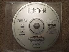 RARE God Machine Scenes from Second Storey 4 Track CD Single DJ Promo Only