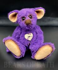 Berry a 6.5 inch Faux Fur Artist Bear by Bears of Bath
