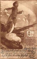 Augsburg, XV. Mitgliederversammlung d. Bay. Verkehrsbeamten Verbandes, 1904