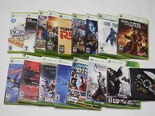 Xbox 360 Games - Buy 2 Get 25% Off! Halo, Walking Dead, Splinter Cell, Fable