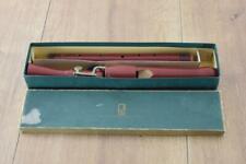 Alte Blockflöte No.10 Aus Holz  (0235)