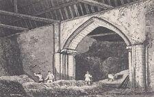 THETFORD ( Norfolk) :Nunnery 1815 -SMITH'S 'Suitall' series