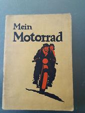 Mein Motorrad Handbuch