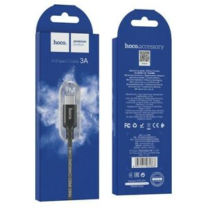Type-C Data Charging Cable, Fast Charge, Samsung, Huawei, LG, Huawei, Hoco X14