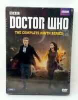 DOCTOR WHO: THE COMPLETE NINTH SERIES - (5 DISCS) DVD /NEW