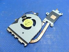 """Dell Inspiron 5555 15.6"""" Genuine CPU Cooling Fan w/ Heatsink AT1CV001FF0 WYN50"""