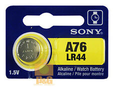 Sony A76 LR44 SR44SW  LR44N Battery // Made in Japan
