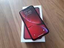 Apple iPhone XR 64GB - Red ( Unlocked) A2105 (GSM) Smartphone