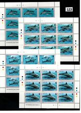 // 9X NIUE - MNH - WWF - NATURE - DOLPHINS - WHOLESALE