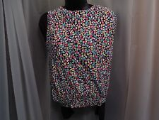 Generation 915 womens top blouse pullover stretch bottom age 12
