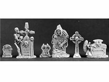 Reaper Miniatures Dark Heaven Legends 03122 Tombstone (6)