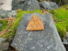 Sea Fossil Pyramid Uses Affirmations-Exploring Past Lives