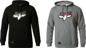Fox Racing Men MTB Head Strike Pullover Hoodie Fleece Sweatshirt Jumper