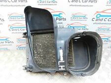 BMW X5 E70 AIR DUCT TUBE HOSE HOUSING 7169415 & WATER COOLER RADIATOR  18/4