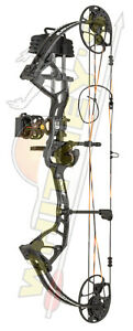 Fred Bear Archery Royale Bow with RTH Package in Shadow Black - Right Hand / RH